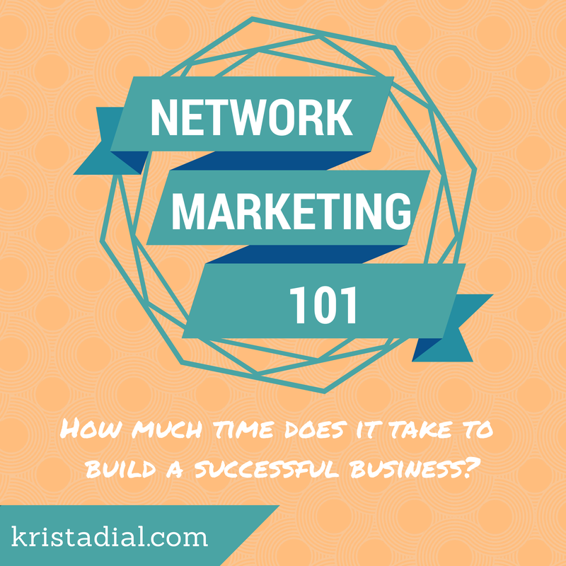 network-marketing-101-how-much-time