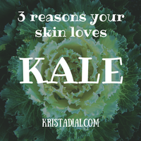 Feed your face: 3 reasons kale is great for your skin